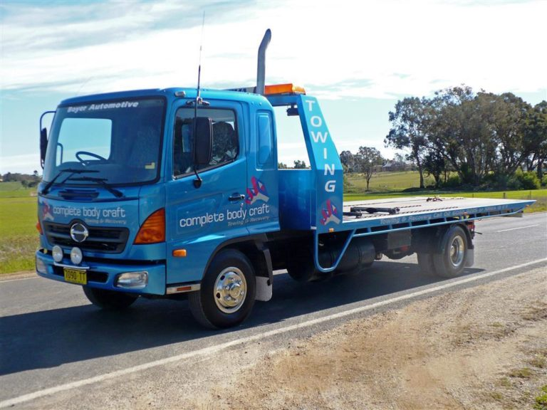 Tow Truck - Light