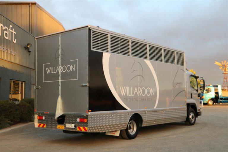 WILLAROON 2018